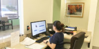 WestOaks Urgent Care Employee Working at WestRoad